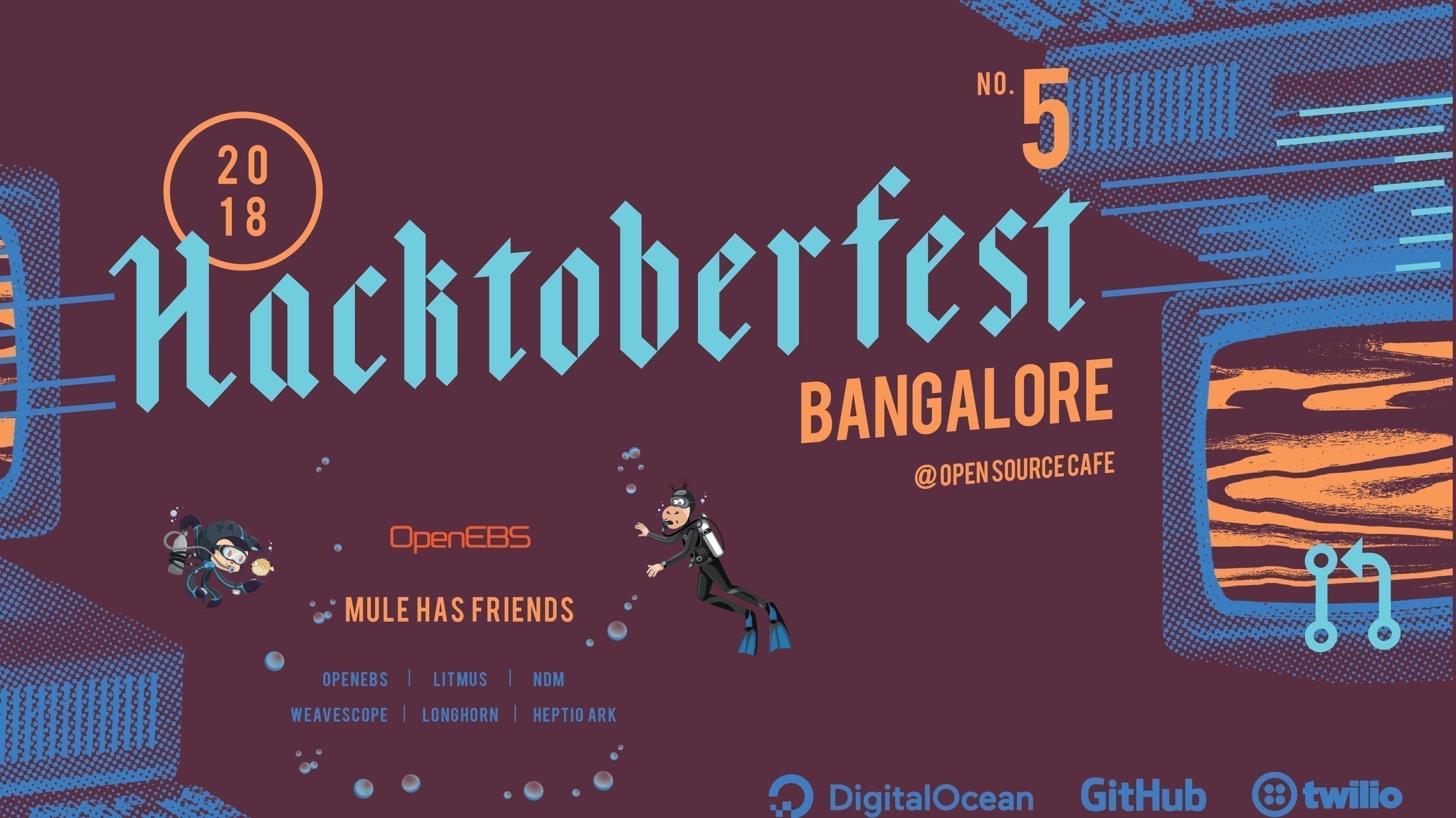 Hacktoberfest Workshop (3) with DigitalOcean · Eventil