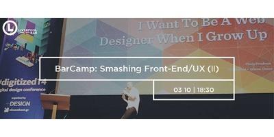 Smashing Front-End/UX Barcamp Vilnius image