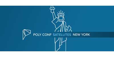 PolyConf Satellite x New York image