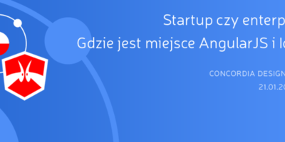 Startup or enterprise? Where is the fit for Angular and Ionic? image