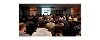 LONDON WEB - With Christian Heilmann from Mozilla (formerly Yahoo) image