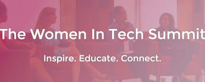 The women in tech summit image