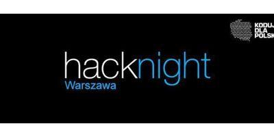 63 Warszawski Hacknight - prace projektowe image