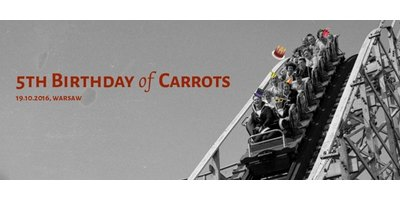 5th Carrots Birthday Meetup powered by Swing Dev & Demant Tech image