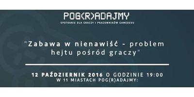 Pog(R)adajmy Kraków: Październik 2016 image