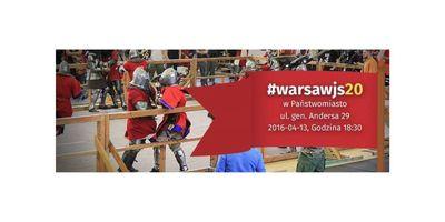WarsawJS #20 image