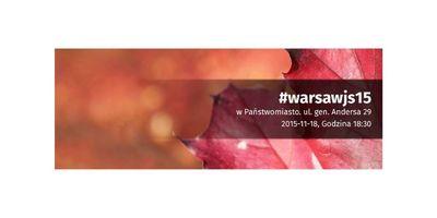 WarsawJS #15 image