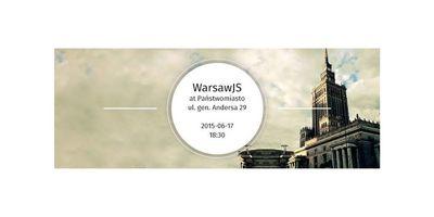 WarsawJS #10 image