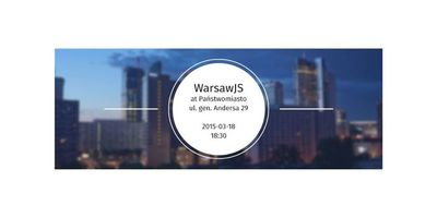 WarsawJS #7 image