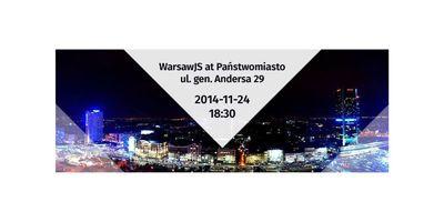 WarsawJS #3 image