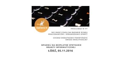 Kariera IT w Łodzi image