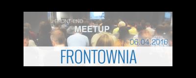 Frontownia #6 Meeting image