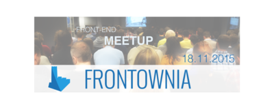 Frontownia ma już rok! #5 Meeting image
