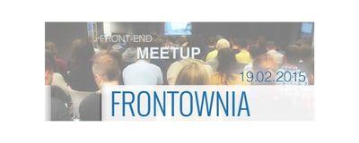Frontownia #2 Meeting image