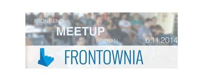 Frontownia #1 Meeting image