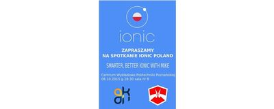 Smarter, better Ionic with Mike image