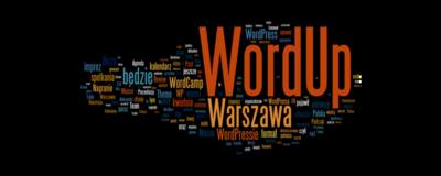 WordUp Warszawa #polecie image