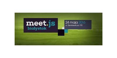 meet.js Białystok - spotkanie JavaScript #6 image