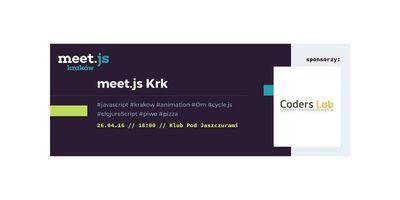 Meet.js Krk Kwiecień image