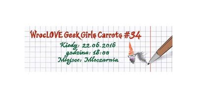 WrocLOVE Geek Girls Carrots #34 image