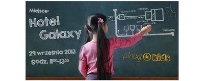 PLNOG4KIDS - czyli spotkanie dla małych IT inżynierów image