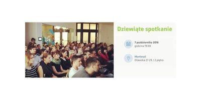 UX Wrocław - dziewiąte spotkanie image