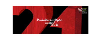 PechaKucha Night Warsaw vol.21 image