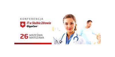 It w Służbie Zdrowia GigaCon - bezpłatna konferencja image