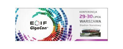 Summit EOIF GigaCon | 29-30 lipca, Warszawa image