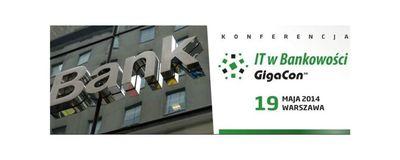 IT w Bankowości GigaCon - 19 maja - Warszawa image