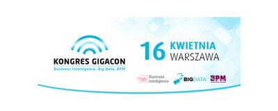 """Kongres GigaCon - BI vs. Big Data"""" oraz BPM – Modelowanie Procesów Biznesowych image"""