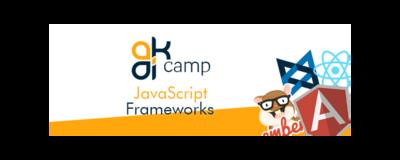 AKAICamp #9: JavaScript Frameworks image