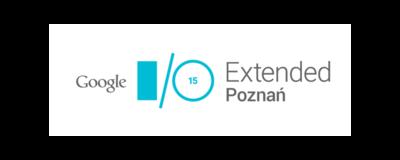 I/O Extended 2015 Poznań image