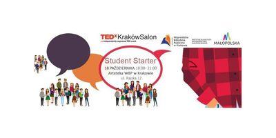 TEDxKrakówSalon - Student Starter image