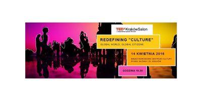 TEDxKrakowSalon - Redefining Culture image