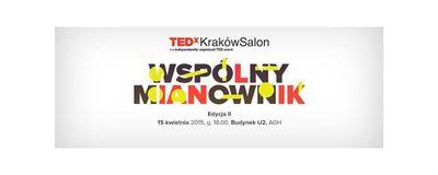 TEDxKrakówSalon - Wspólny Mianownik #2 image