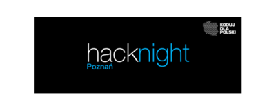 XXXI Poznański Hacknight Koduj dla Polski | Centrum Amarant image