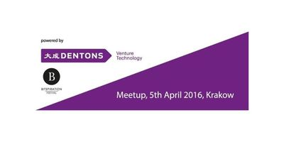 Dentons Meetup on Startup Legal Best Practices: Kraków image