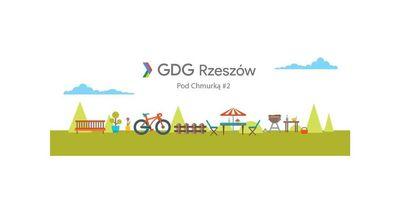 GDG Rzeszów pod chmurką #2 image