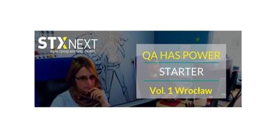 QA Has Power Starter Wrocław image