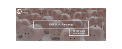 BarCamp: Fund your dream project - all you need to know about crowdfunding image
