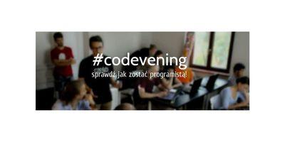 Codevening - dobry wieczór z kodowaniem image