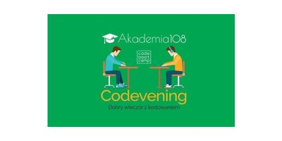 Codevening - dobry wieczór z kodowaniem #4 image