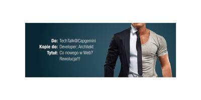 TechTalk: Rewolucja w świecie webowym (Wrocław) image