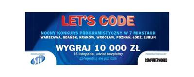 Let's Code! Konkurs programistyczny image