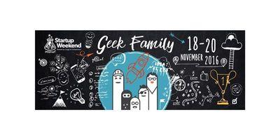Poznan Startup Weekend, Geek Family image
