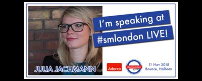 #smlondon LIVE! 2015 image