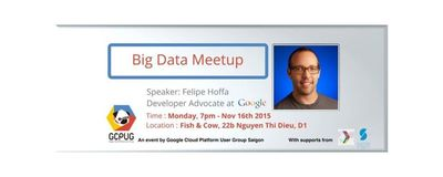 Big Data Meetup with Google Advocate image