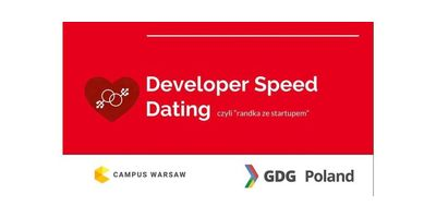 Developer Speed Dating #2 supported by DaftCode image
