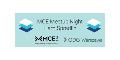 Liam Spradlin - MCE Meetup Night image